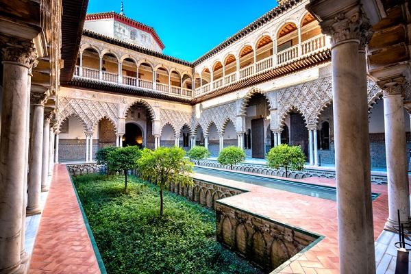 Real Alcázar Koninklijk Paleis Sevilla